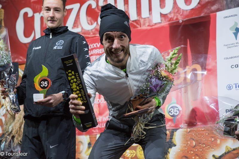Carlos Castillejo Ganador San Anton
