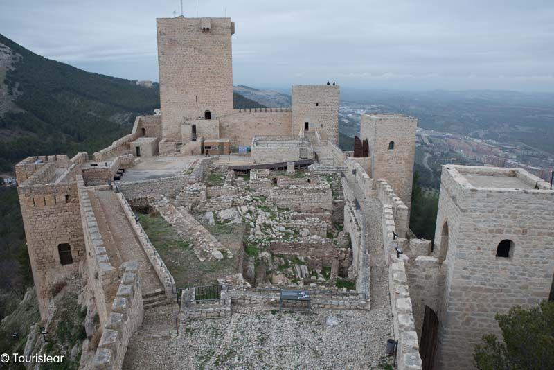 Castillo Santa Catalina, San Anton