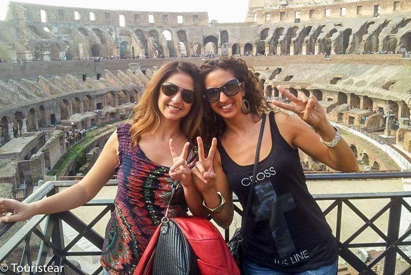 Rome, Yani and Vero