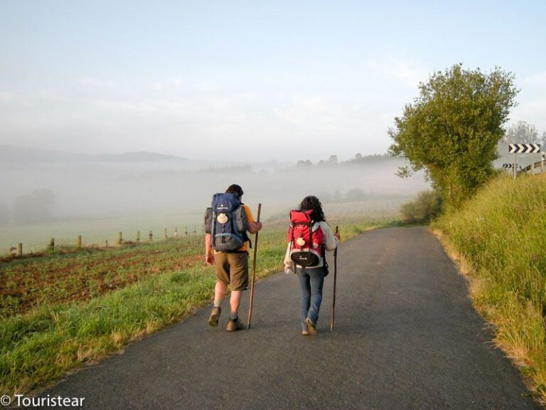 ¿Estás pensando recorrer el Camino de Santiago?