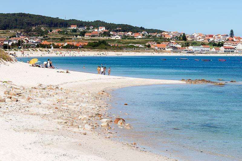 praia do castro, Rias Baixas, Galicia