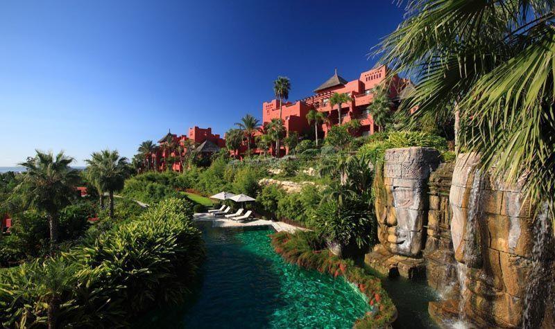 Asia Gardens Hotel & Thai Spa, costa blanca