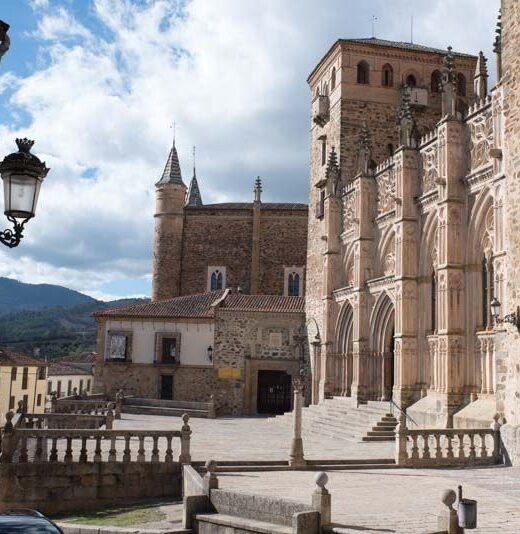 Guadalupe - La Vera, Extremadura, España