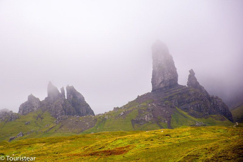 Isla de Skye, Man of sTorr