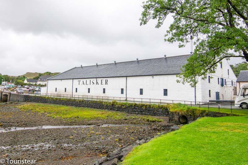 Isla de Skye, destilería Talisker