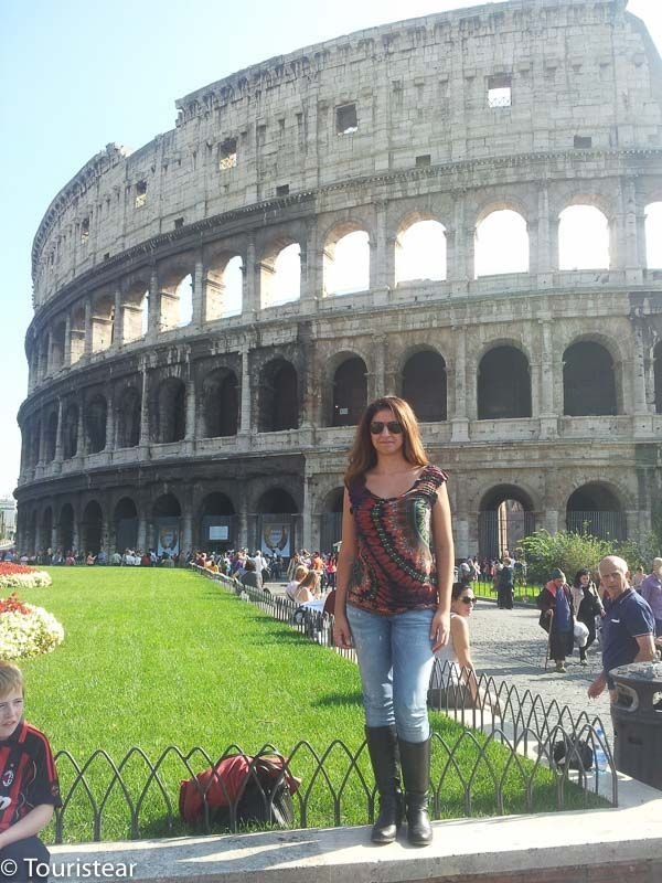 Rome, Roman Colosseum, Italy, Rome Must-See