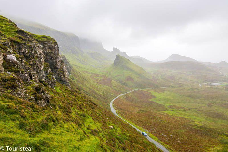 Isle of Skye, quiraing, Scotland