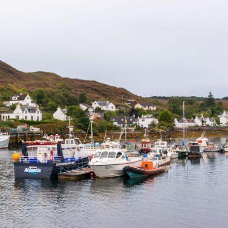 Isla de Skye en 1 día. ¿Qué ver y donde dormir?