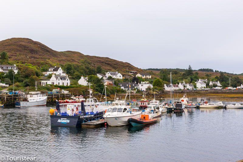 Isle of Skye, Kyleakin