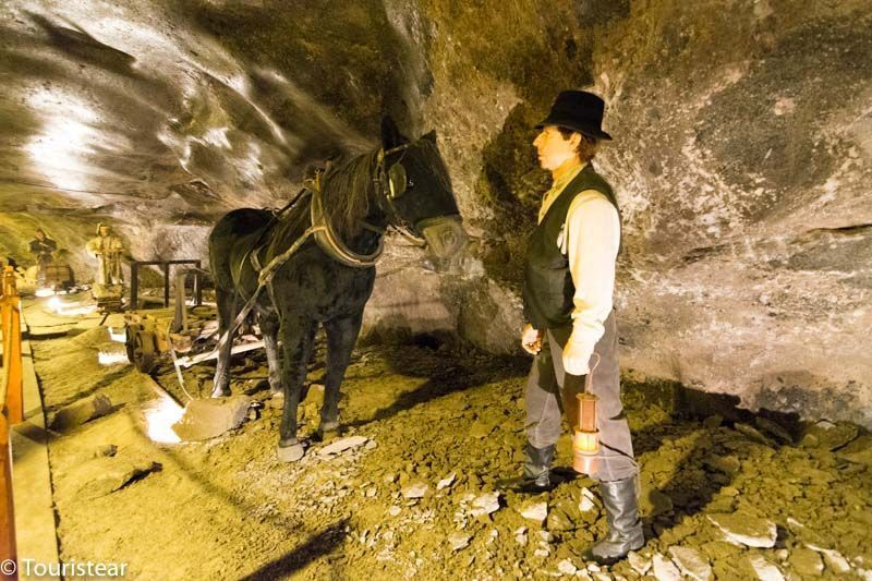 minas de sal de wieliczka, polonia, cracovia