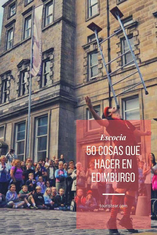 que ver y hacer en Edimburgo