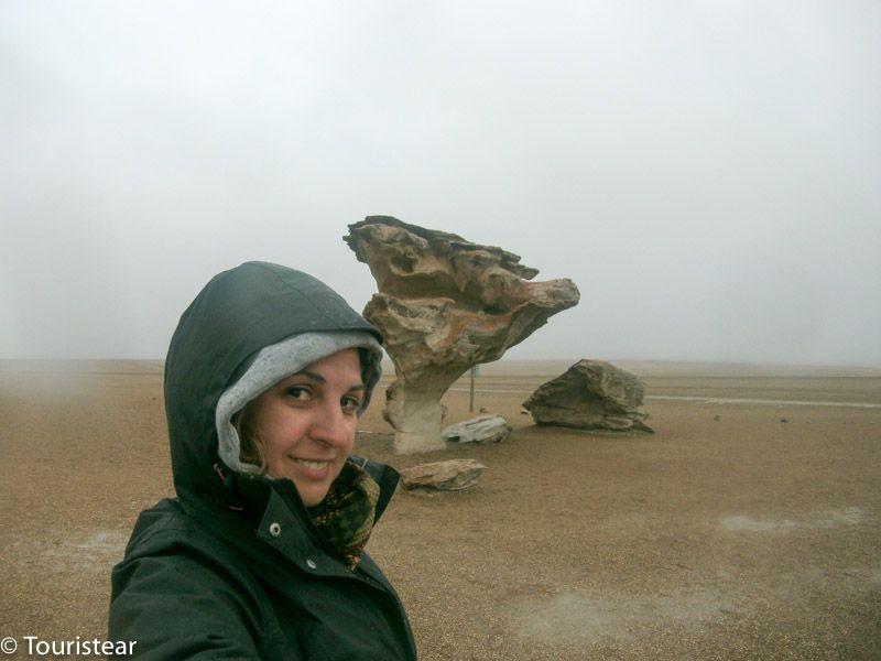 Salar de Uyuni, Parque Nacional de Fauna Andina Eduardo Avaroa