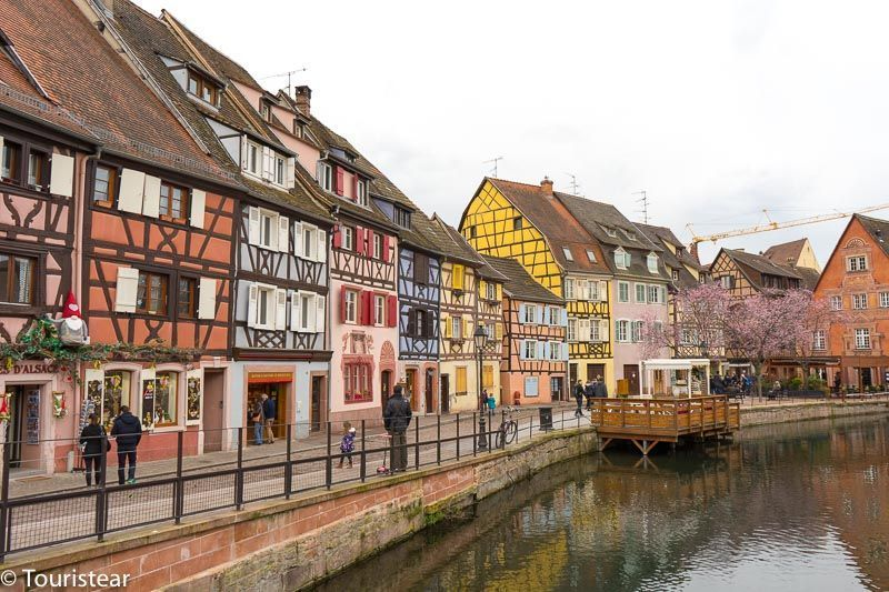Alsace road trip, Colmar, France