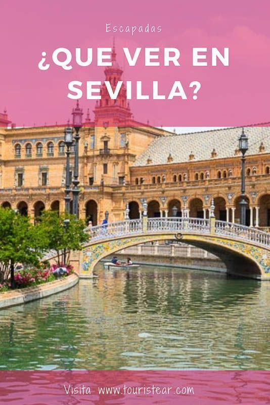 Que ver y visitar en Sevilla en 2 dias