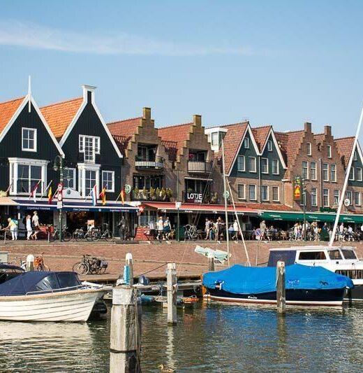 Volendam, Laag Holland, Holanda, Paises Bajos