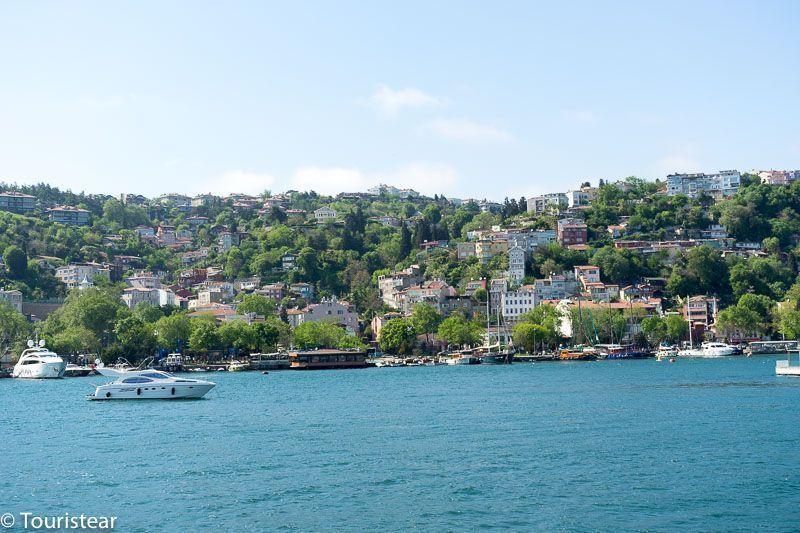 Turquia, crucero bosforo estambul