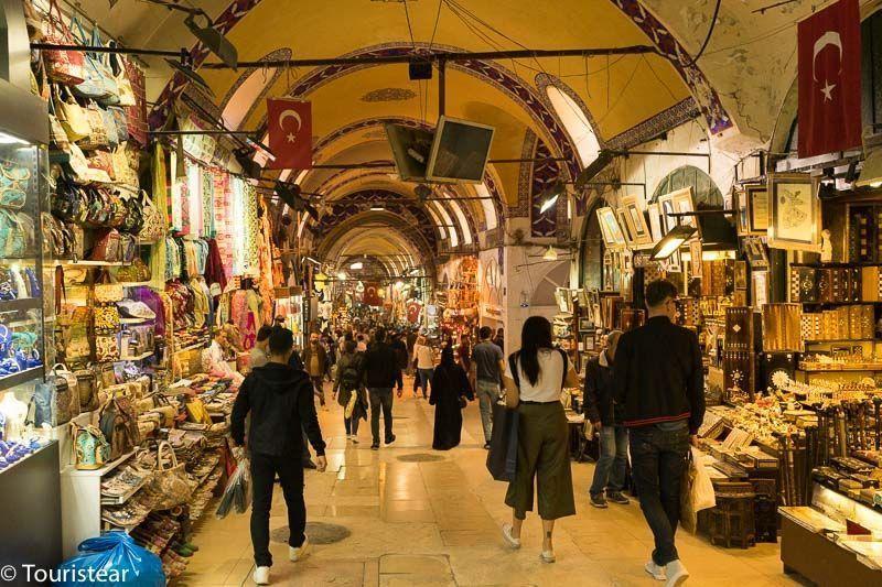 turquia, estambul gran bazar 2