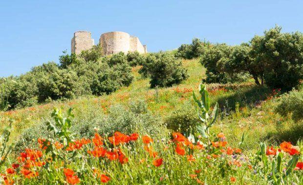Castillo de jadraque, ruta del Cid