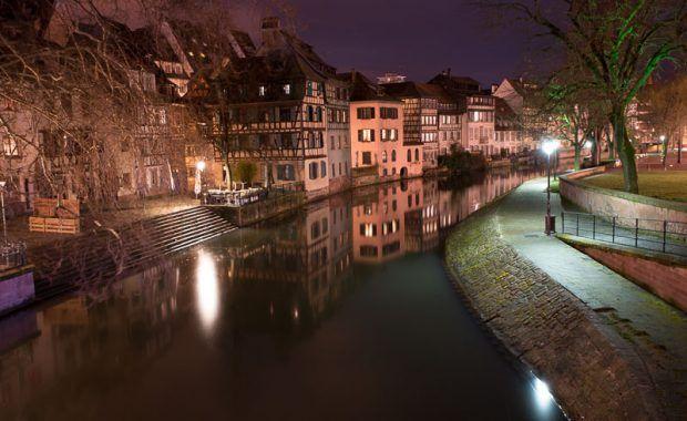 La Petite France de Estrasburgo, Francia