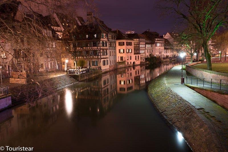 La Petite France in Strasbourg, France