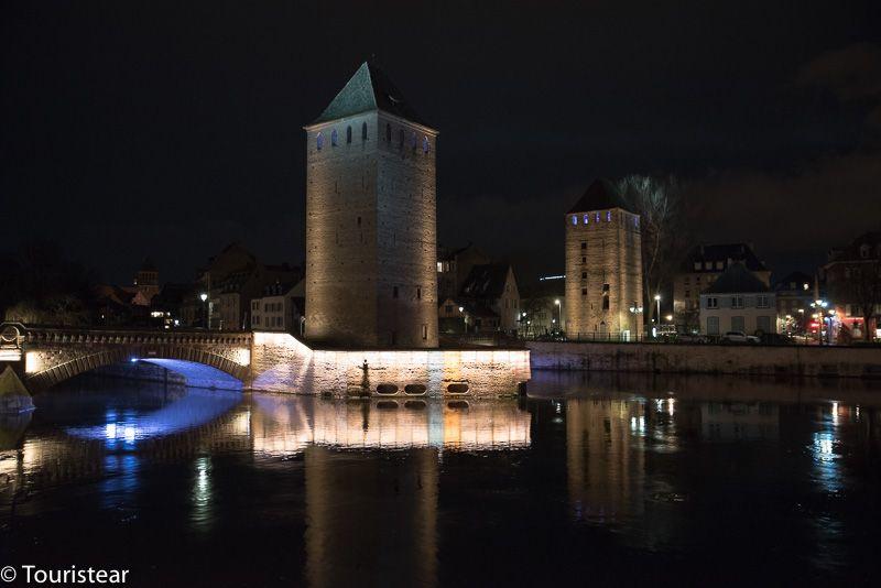 Petite France, Medieval Towers, Vauban Dam
