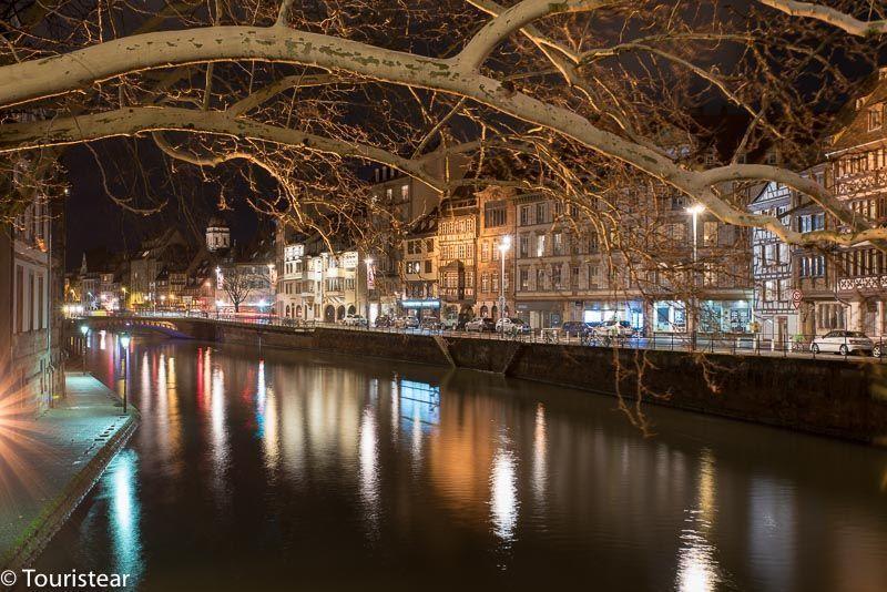 Ribera del Ill, Estrasburgo, Francia