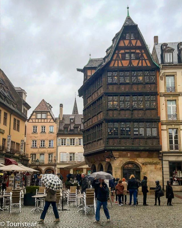 Kammerzell House, Strasbourg Cathedral Square, France