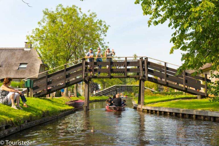 Giethoorn, un pueblo de cuento. ¿Qué ver y visitar?