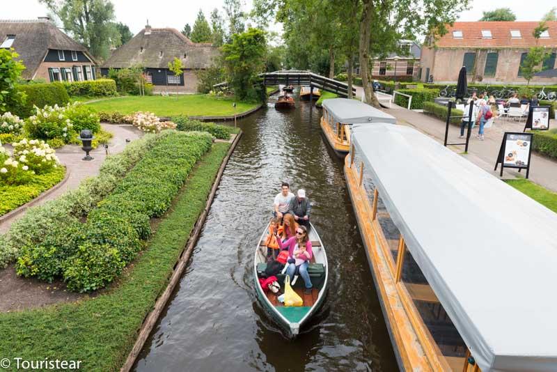 Giethoorn, Paises Bajos