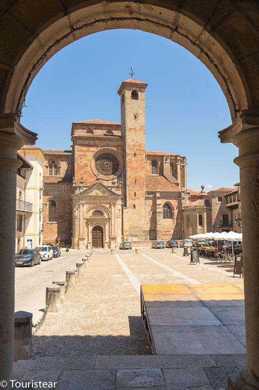 Catedral de Siguenza, ruta del cid, guadalajara
