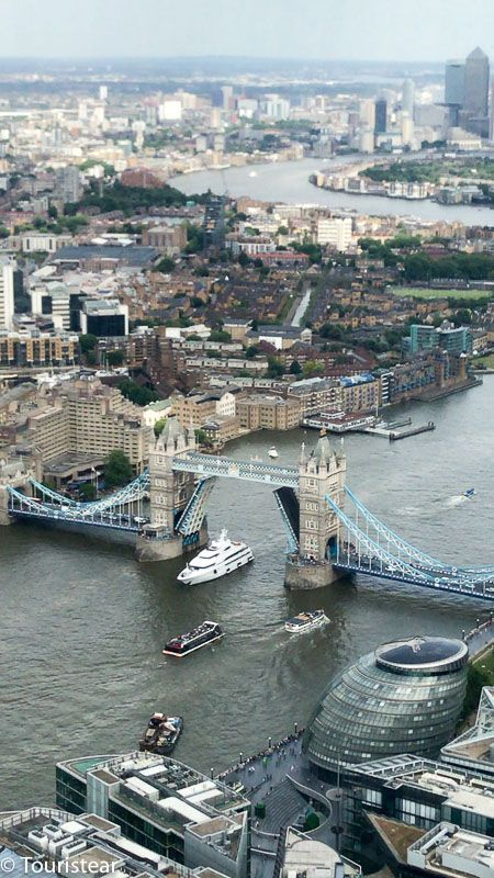 Tower Bridge desde the Shard