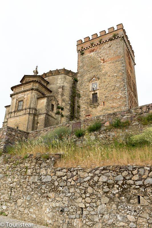 aracena castillo iglesia