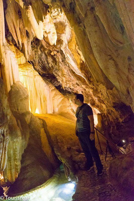 aracena gruta de las maravillas