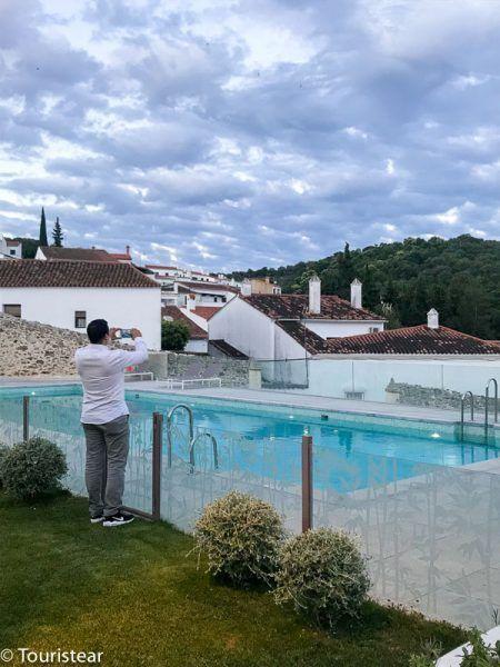 Aracena convent hotel
