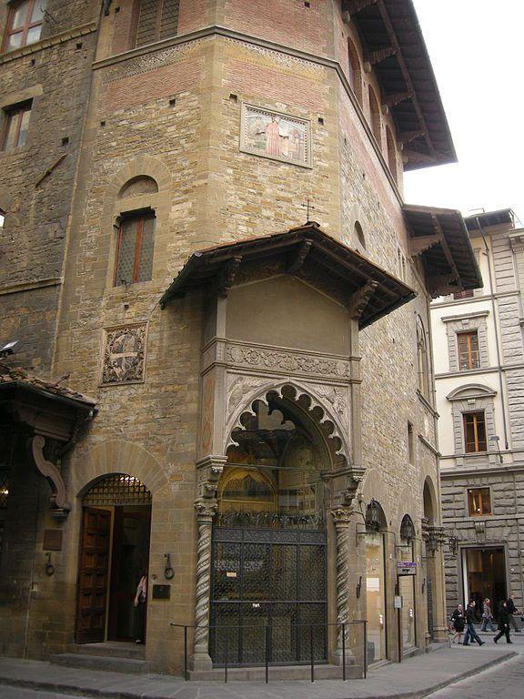 Palazzo dell'arte della lana Florencia