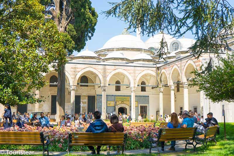 Turquia, Estambul, palacio topkapi