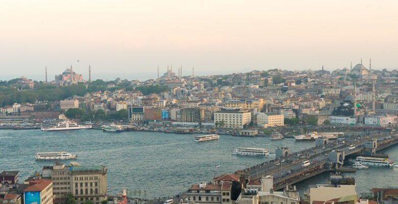 Vistas de Estambul desde la Torre de Galata