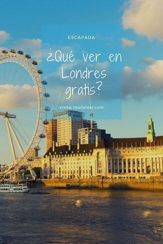 que ver en Londres Gratis