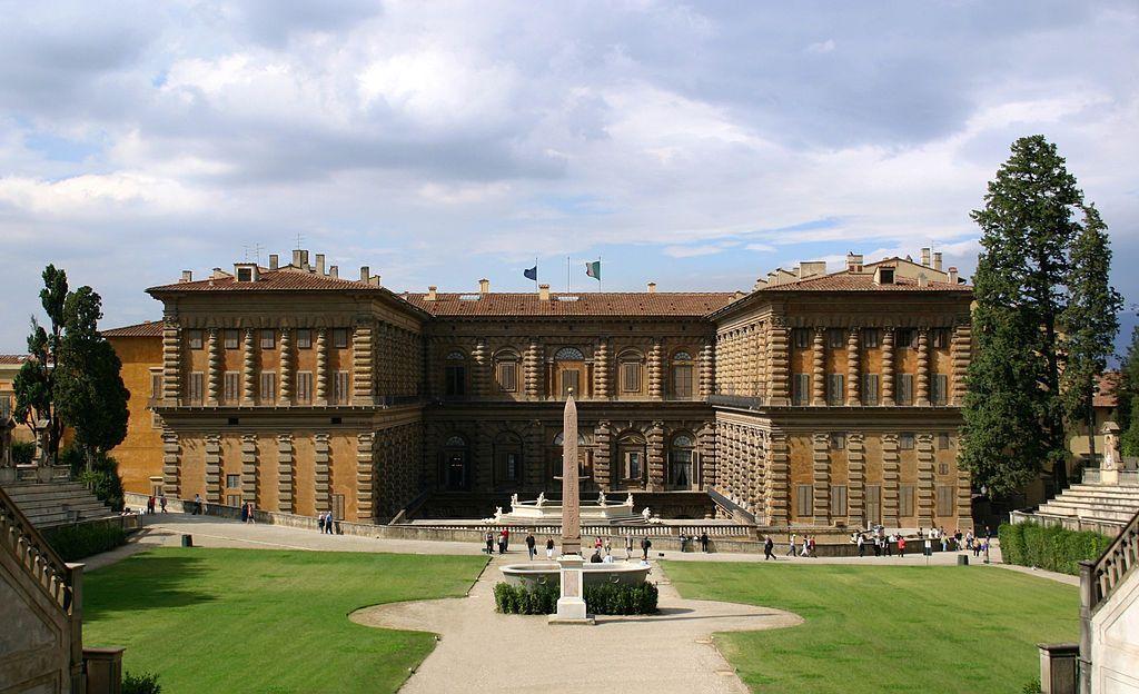 palazzo pitti florencia