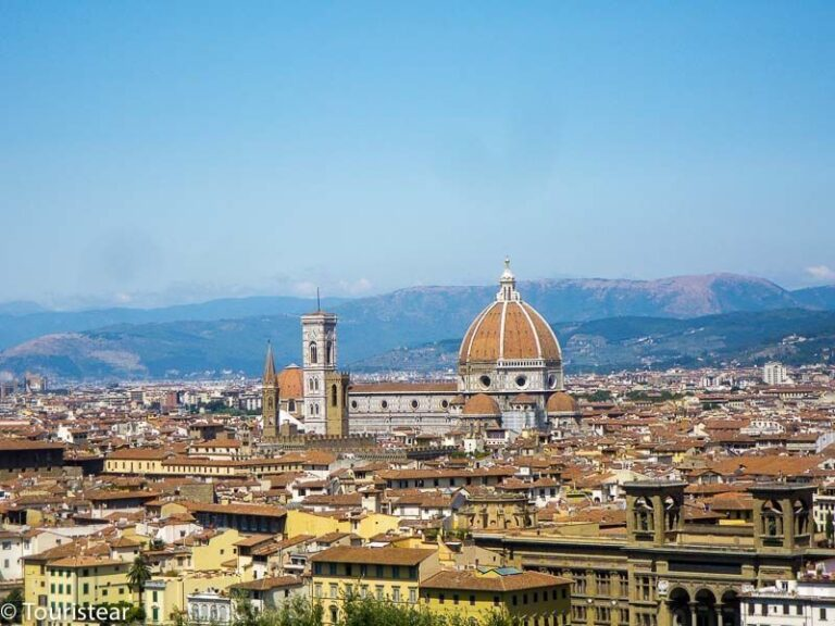 La Catedral de Florencia. Santa Maria del Fiore