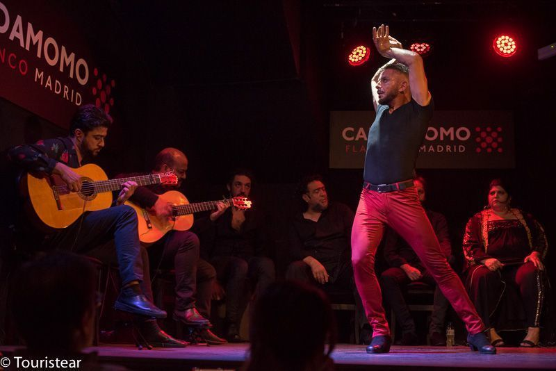 Cardamomo, flamenco en madrid