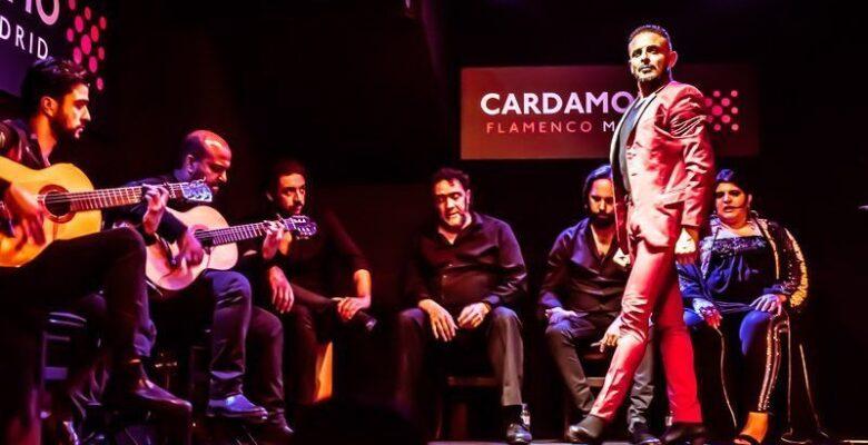 Cardamomo, flamenco en madrid
