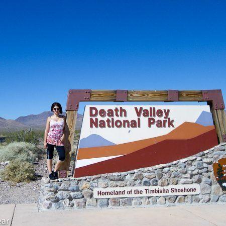 Death Valley o Valle de la Muerte ¿que ver en esta visita?