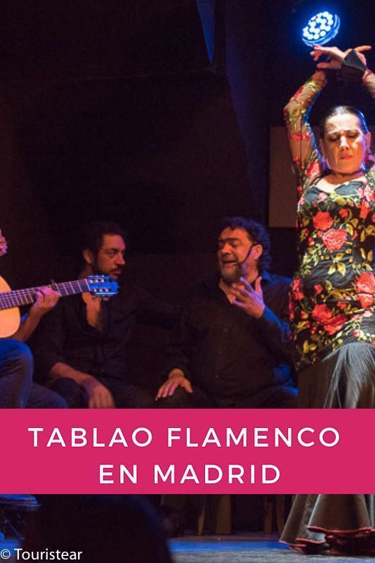 tablao flamenco en madrid