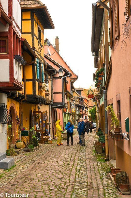 Eguisheim, Alsace road trip