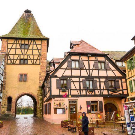 Turckheim, ruta por la alsacia