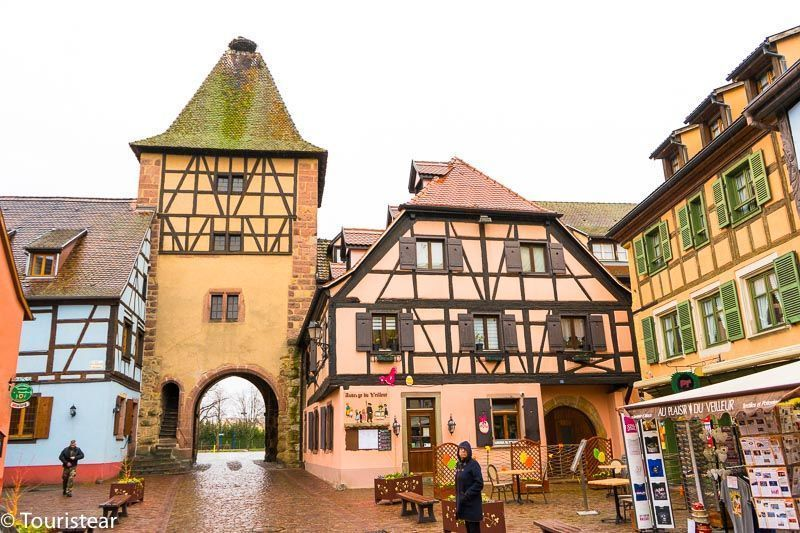 4-day Alsace road trip itinerary + MAP