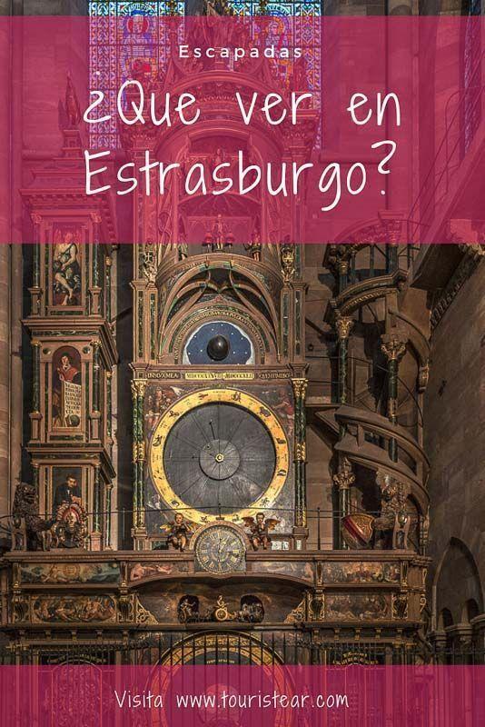 estrasburgo que visitar en un dia