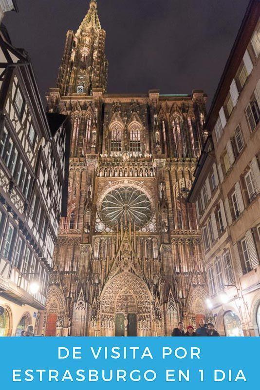 que ver en estrasburgo francia