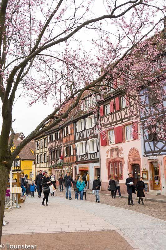 Colmar, pequeña Venecia, Alsacia, Francia